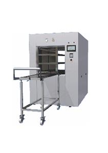 Central sterilizer autoclave 150l - 680l ( rectangular intestine )